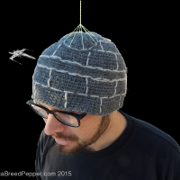 The Death Star Hat