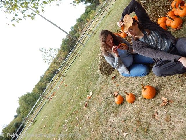 Becca and Sarah 10 20150929
