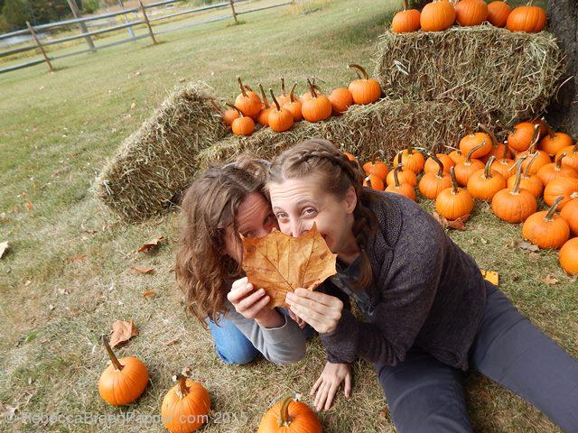 Becca and Sarah 9 20150929