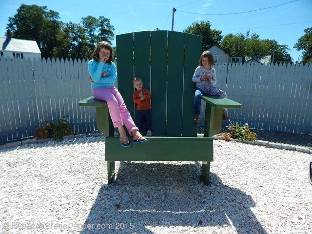 Big Chair, or Their Future Album Cover