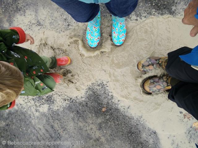 Muddy Boots 20151121