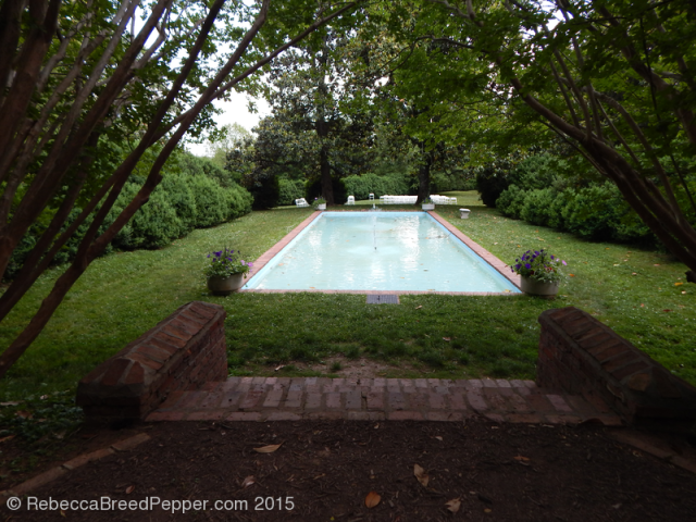 Pool and Fountain