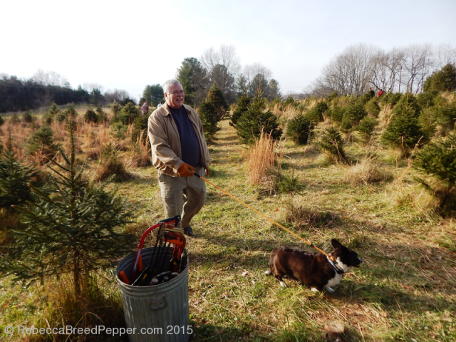 Dad and Dog 20151209