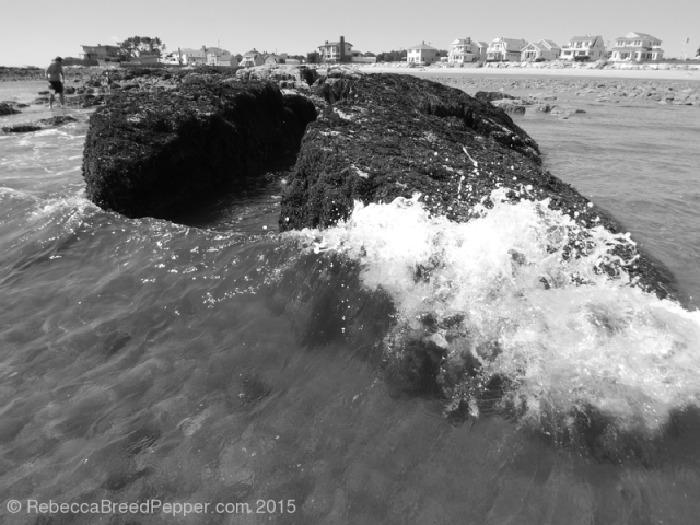 Rock and Wave and Houses 20151205