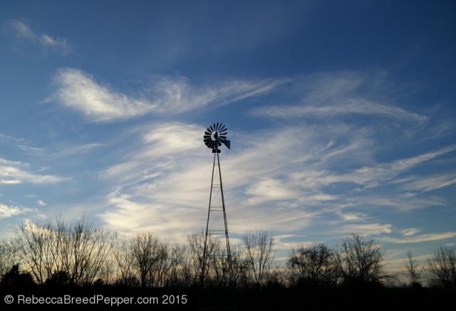Windmill 20151227