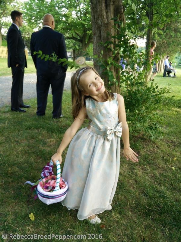 Flower Girl Ready