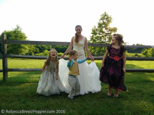Rachel and Pepper Kids