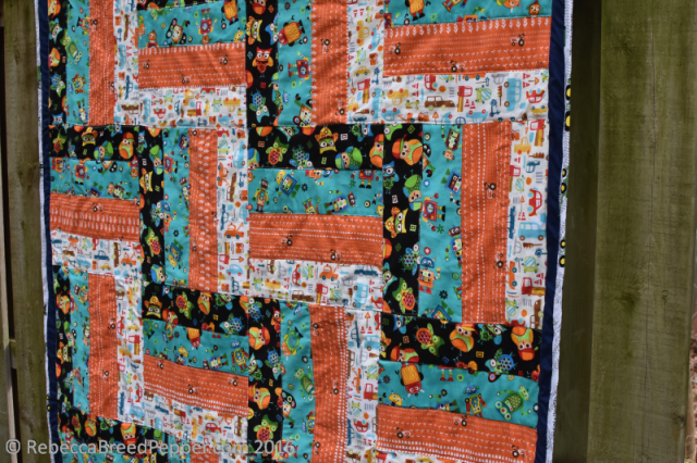 rail-fence-quilt-from-side