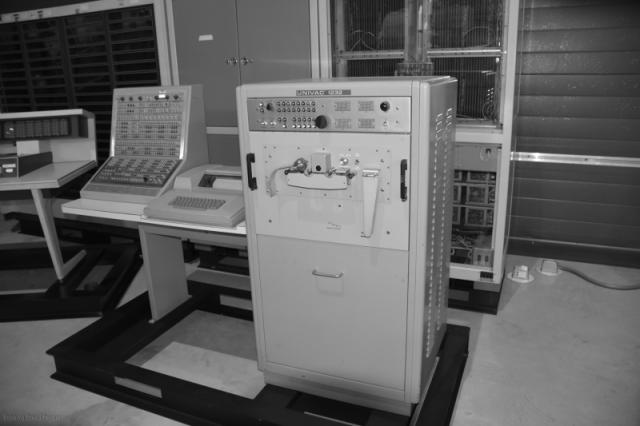 Computer B&W