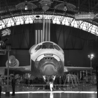 National Air and Space Museum: Udvar-Hazy