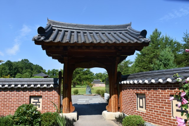 Representing Korean Culture And History Theres No Place Else Like It In The Western Hemisphere Garden Pool