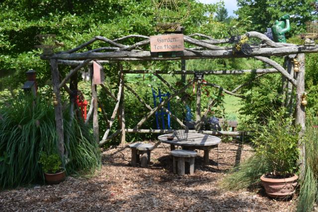 Garden Tea House