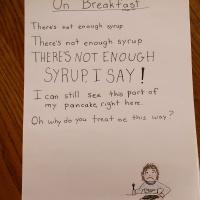 On Breakfast